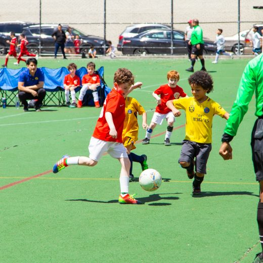 Super Kickers Advanced Soccer League 10