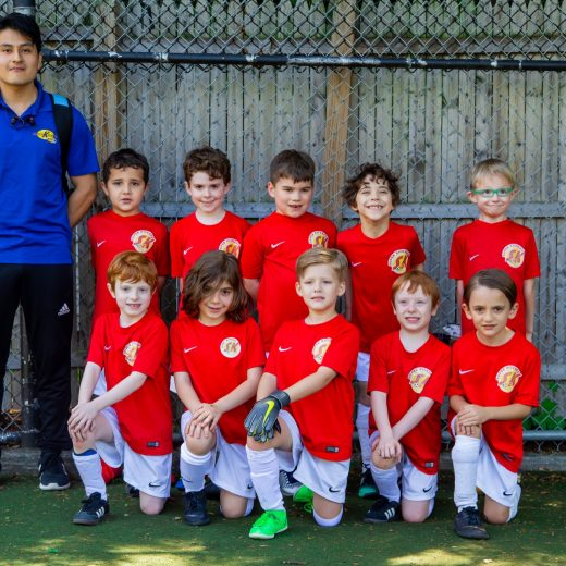 Super Kickers Advanced Soccer League 11