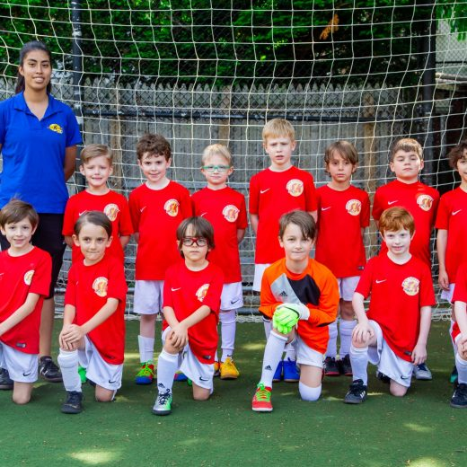Super Kickers Advanced Soccer League 12