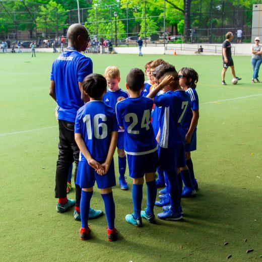 Super Kickers Advanced Soccer League 5