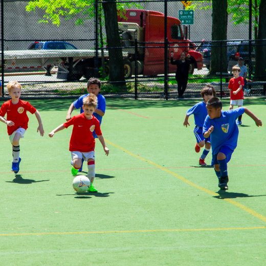 Super Kickers Advanced Soccer League 7